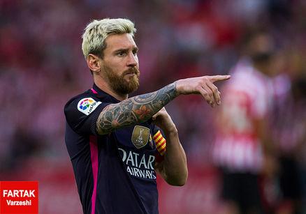 بارسلونا رغبتی به تمدید قرارداد مسی ندارد