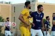 اختصاصی/گزارش تصویری دیدار تیم های خوشه طلایی ساوه و ملوان از نگاه دوربین حسین مرادی