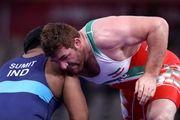 پرویز هادی شانس کسب مدال طلا را از دست داد
