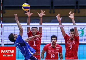 والیبال ایران پرافتخارترین تیم آسیا را شکست داد