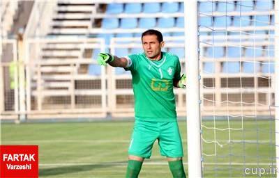 رحمان احمدی:به تیم ملی فکر نمی کنم