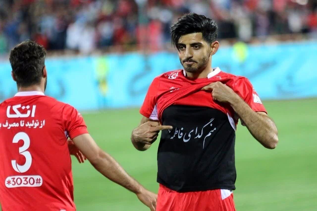 خبری خوش برای پرسپولیسی ها در آستانه دیدار با تیم اماراتی