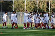 عکس| آخرین تمرین تیم ملی پیش از دیدار برابر ونزوئلا