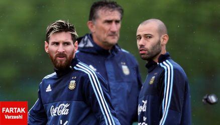 مسی و ماسکرانو در حال بازگشت به بارسلونا+عکس