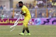بازیکن نفت مسجد سلیمان بازی با پرسپولیس را از دست داد