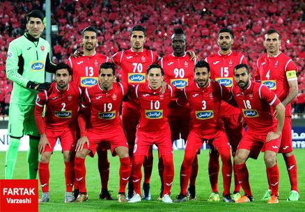 دعوت از 19 بازیکن به اردوی پرسپولیس برای جدال با الجزیره