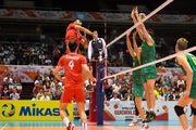 والیبال ایران و نبرد با استرالیا؛ حریف آشنا ولی نه چندان مدعی