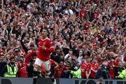 رونالدو: به بازی در منچستریونایتد افتخار میکنم/ تلاش میکنم تا هواداران به من افتخار کنند