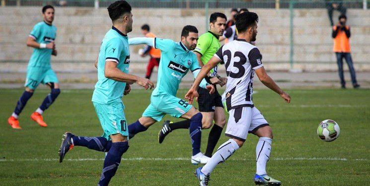 محل برگزاری دو تیم نود ارومیه و قشقایی شیراز مشخص شد