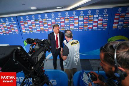 کی روش: ایران برای تمامی تیمهای حاضر در مسابقات احترام قائل است