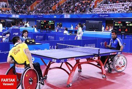 تیم ملی تنیس روی میز جانبازان و معلولین راهی اندونزی میشود