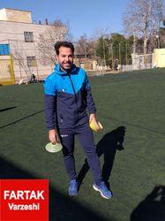 گزارش تصویری : تمرینات تیم خیبر خرم آباد زیر نظر مهرداد خادمی
