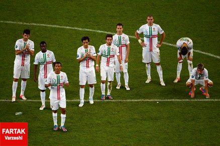 مروری بر سرگذشت ٤ تیم باقی مانده ی یورو ، در یورو ٢٠١٢/ این قسمت پرتغال