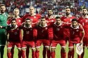 محل تمرین تیم ملی فوتبال لبنان پیش از بازی با ایران تغییر میکند