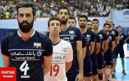 والیبالیست های ایران امشب راهی برزیل می شوند