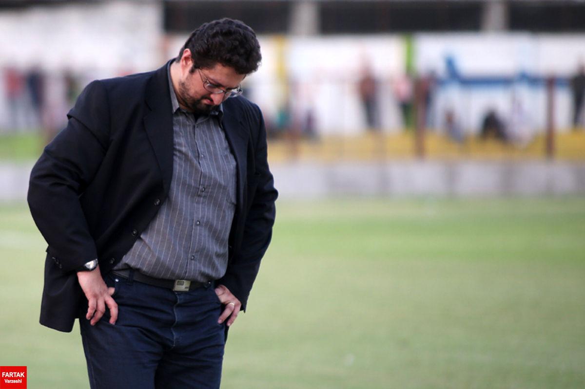 هومن افاضلی از تیم اروند خرمشهر جدا میشود؟!