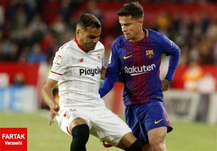 هشدار سویا به بارسلونا؛ شکایت درصورت استفاده از بیش از 3 بازیکن غیراروپایی