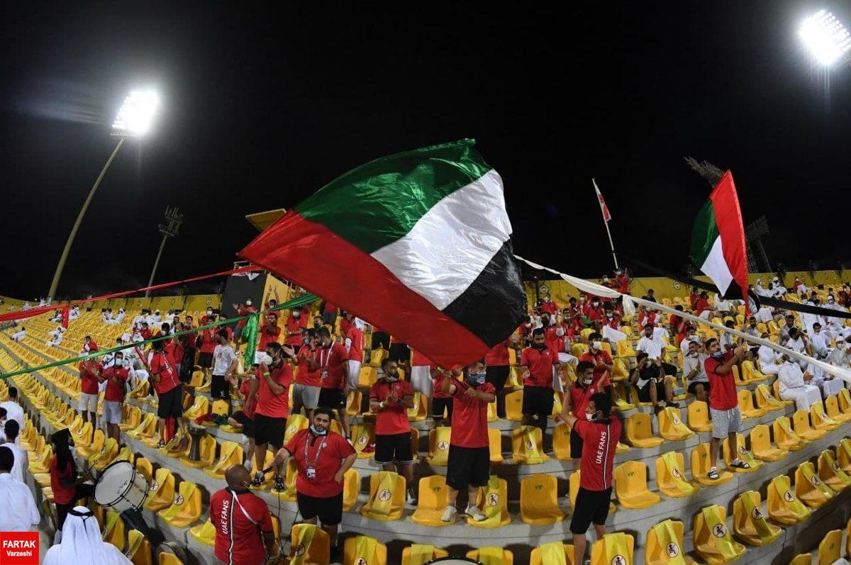غیبت مارادونای خلیج فارس به سود ایران