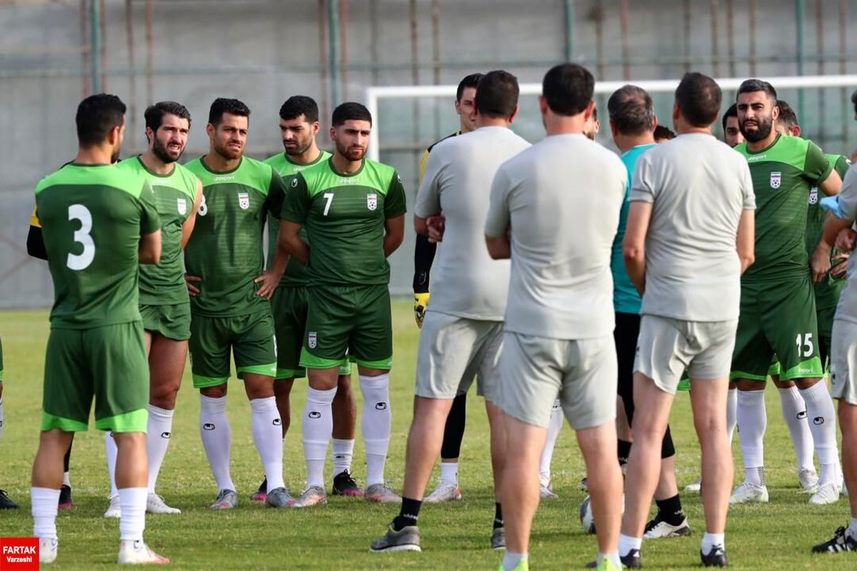 در آخرین تمرین تیم ملی پیش از دیدار با کامبوج چه گذشت؟