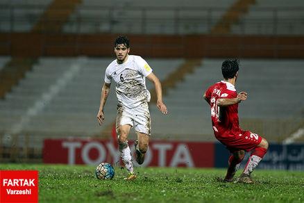 هافبک ایران تنها محروم دور اول جام جهانی