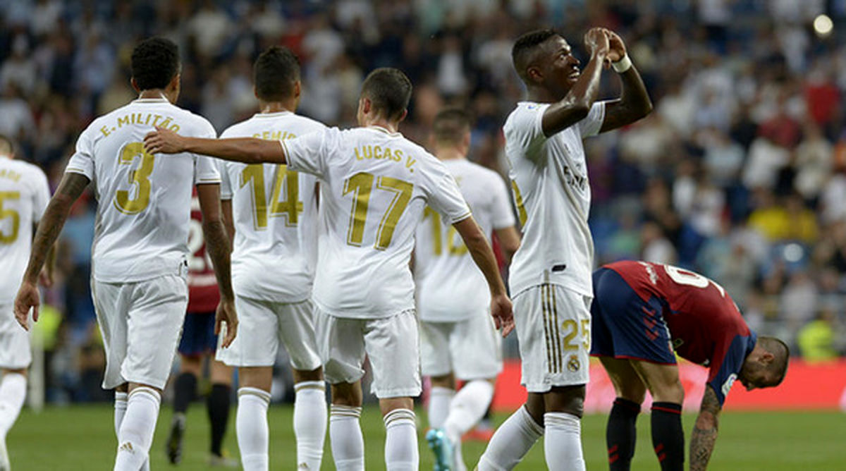 رونمایی از ترکیب ۱۱ نفره ویارئال و رئال مادرید
