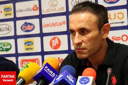 گلمحمدی: از بازیکنانم راضی هستم
