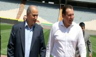 قرارداد ویلموتس با فدراسیون فوتبال ایران امضا شد