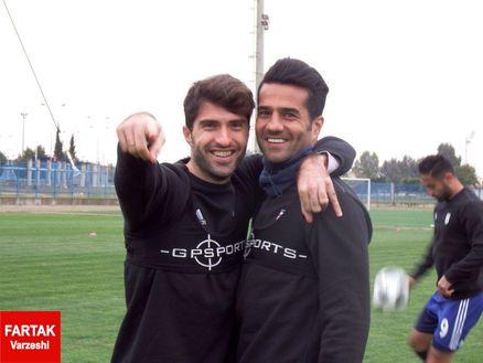 کاروان المپیاکوس بدون بازیکنان ایرانی خود به اردو رفت!