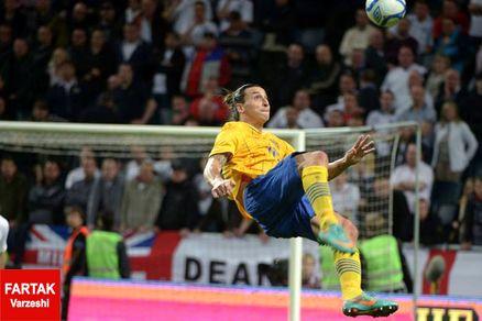 پیش بینی جالب زلاتان از عملکرد ستاره های فوتبال جهان!