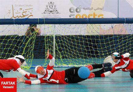 سرمربی تیم ملی گلبال بانوان: از عملکرد تیم راضی هستم