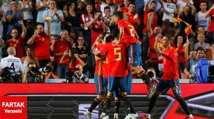دلایل تحقیر کرواسی مقابل اسپانیا