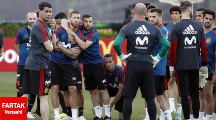 هیچ بازیکنی پس از جدایی لوپتگی اعتراض نکرد!