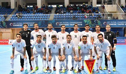 دوازدهمین قهرمانی فوتسال ایران در آسیا / ژاپنی ها هم حریف یوزها نشدند