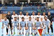 اسامی بازیکنان دعوت شده به اردوی تیم ملی فوتسال