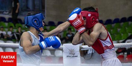 مسابقات بوکس قهرمانی جهان/ بوکسورهای ایران به سومین پیروزی رسیدند