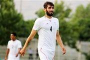مدافع فولاد بجای بازیکن کرونایی استقلال در تیم ملی