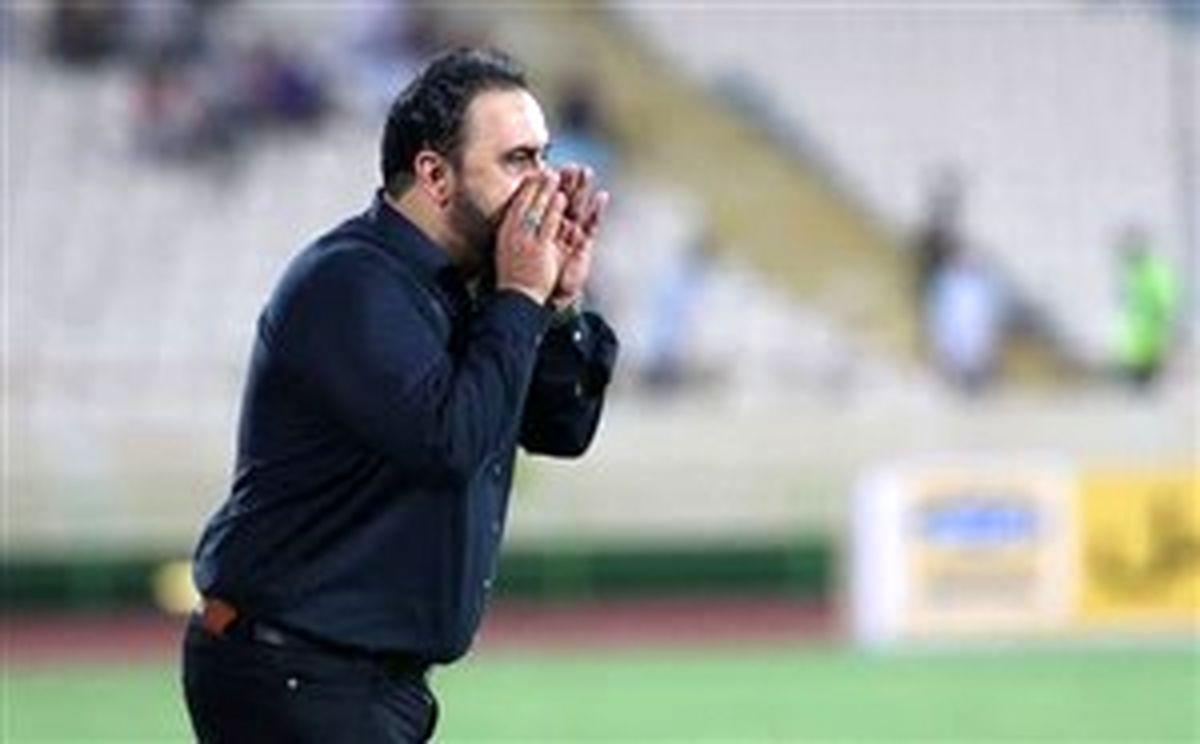 خورشیدی: بازیکن حق ندارد درباره بازی تدارکاتی حرف بزند