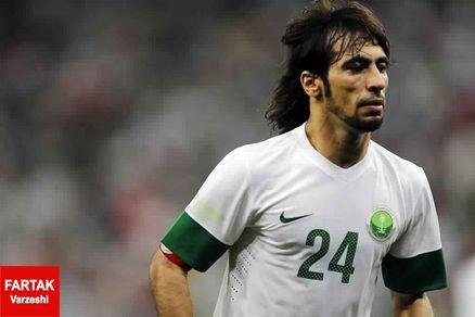 عبدالغنی؛همچنان پیراهن سبز سعودی ها را بر تن می کند!