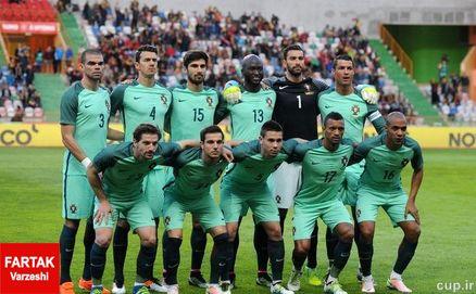 رکورد  منحصر به فرد پرتغال در یورو