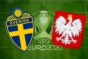 یورو ۲۰۲۰  ترکیب تیمهای ملی سوئد و لهستان اعلام شد