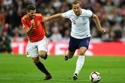 رونمایی از ترکیب اصلی دو تیم اسپانیا و انگلیس