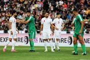جهانبازی: پنالتی برای عراق رخ نداد/ داور میتوانست به مهاجم آنها کارت زرد بدهد