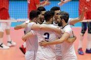 تیم ملی والیبال در انتظار بلیتهای فدراسیون جهانی