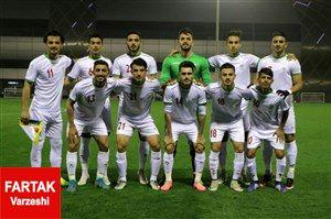 بازی تدارکاتی با ایران،درخواست فدراسیون فوتبال سوریه!