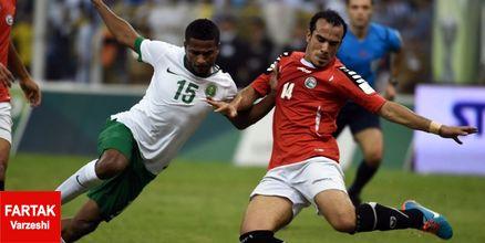 انتخابی جام جهانی 2022 | تساوی یمن مقابل عربستان