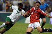 انتخابی جام جهانی 2022   تساوی یمن مقابل عربستان