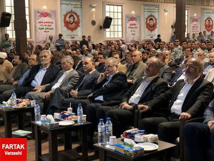 جلسه معارفه مدیرعامل جدید فولاد مبارکه برگزار شد
