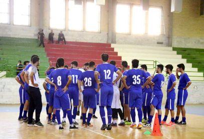 گزارش تصویری: تمرینات تیم استقلال رامشیر