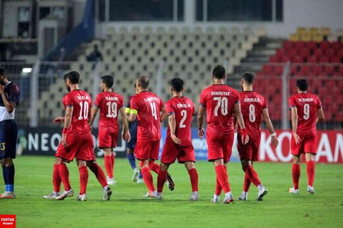 شکایت فدراسیون فوتبال هند از پرسپولیس به دلیل انتشار پست حاشیه ساز