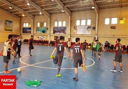 لیست بازیکنان دعوت شده به اردوی تیم ملی فوتسال